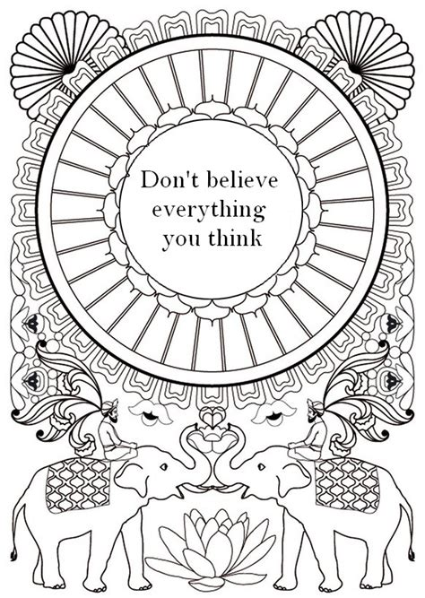 coloring pages for adults zen free zen coloring pages