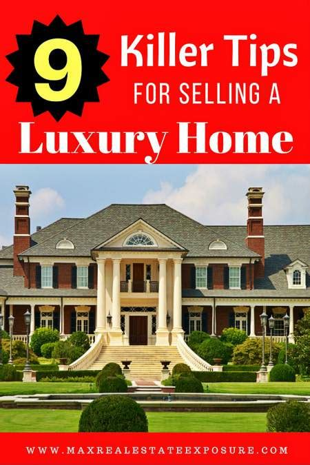 home seller technology home seller marketing luxury tips for selling a luxury home how to sell high end real