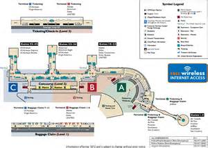 us airways terminal map dca ppl need to freak out ac s dca move from term b to