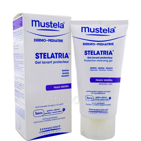 Detox Cleanse Skin Rash by Anthong Mustela Stelatria Protective Cleansing Gel At Low