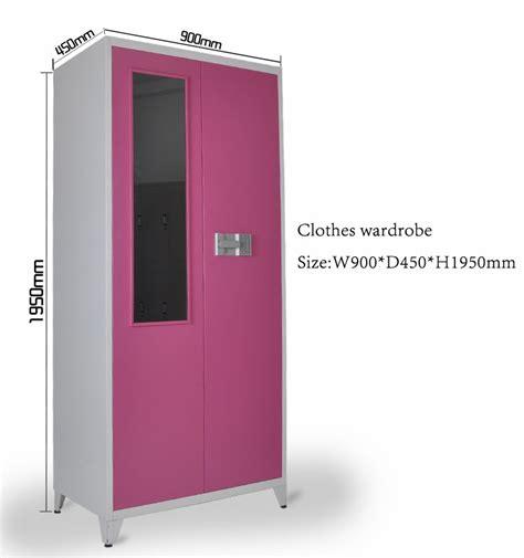 Bedroom Wardrobe With Lock Factory Sell Bedroom Wardrobe Locker Cabinet With