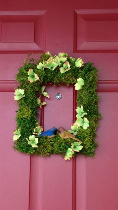 spring wreath diy spring wreath diy ideas pinterest