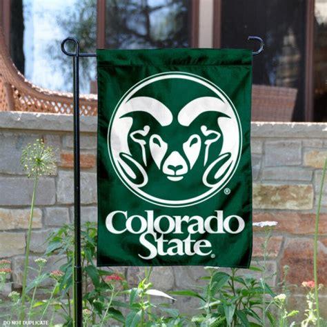 colorado state university garden flag  garden flags