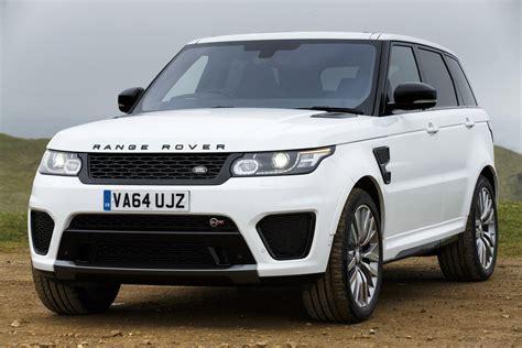 range rover svr white land rover range rover sport svr review 2015 parkers