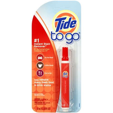 Tide To Go Instan Remover tide to go pen 1 instant stain remover 10 ml