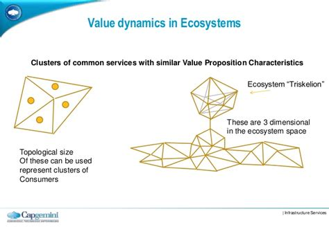 regular pattern formation in real ecosystems identifying successful business models to drive