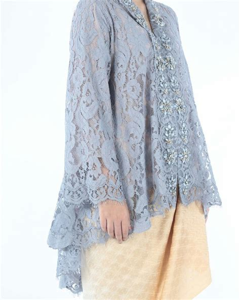 Baju Muslim Kimora Brown 210615 kebaya model baju kebaya brokat and
