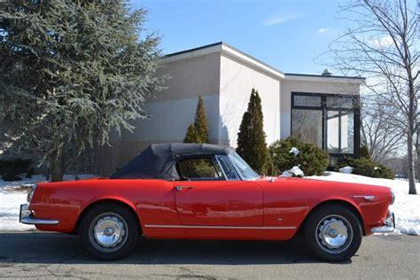 1964 alfa romeo 2600 spider stock 19949 for sale near