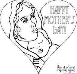 color your day with wallpaper free happy mothers day coloring pages