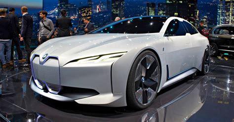 Bmw Elbil 2020 by Bmw Visar Upp Koncept P 229 Elbil Som Ska Utmana Tesla Allt