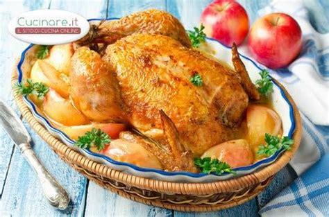 cucinare pollo ripieno pollo ripieno di mele e noci cucinare it