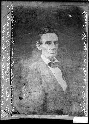 abraham lincoln melungeon abe lincoln