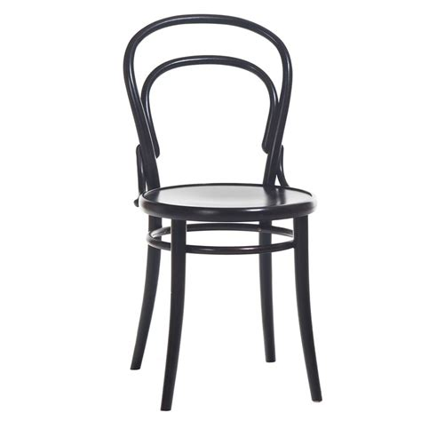 sedia arredo chair 14 sedia ton in legno curvato sedile in legno