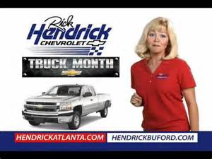Rick Hendrick Chevrolet Radio Commercials Rick Hendrick Chevrolet