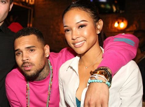 karrueche says she found out about chris brown s karrueche tran breaks silence after saying chris brown