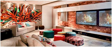 Graffiti Living Room by Graffiti Living Room Graffiti Decoration Living And Dining