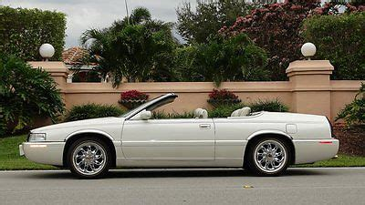2000 cadillac eldorado convertible for sale cadillac eldorado cars for sale in florida