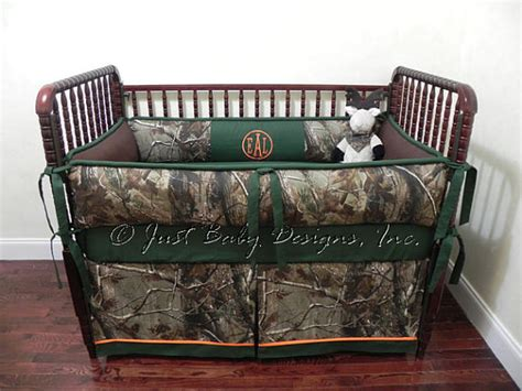 Camo Baby Crib Bedding Custom Baby Crib Bedding Set Clay Boy Baby Bedding Camo