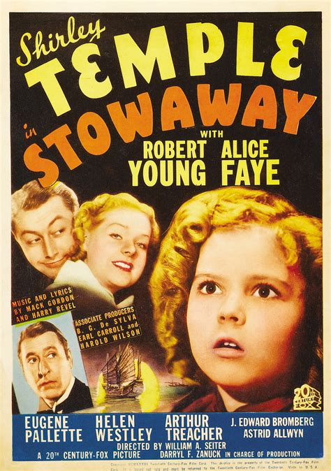 stowaway 1936