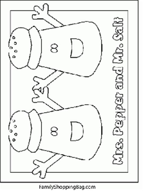 blues salt and pepper blues clues coloring pages free