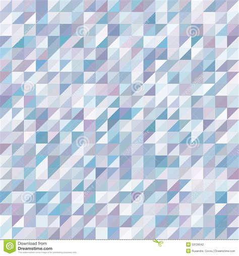pattern blue and grey geometric background with blue and purple random colored