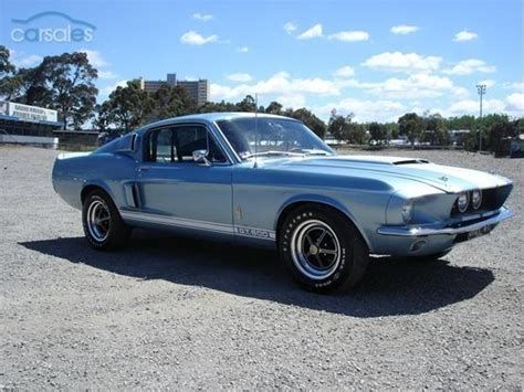 authentic original 1967 ford mustang shelby gt500