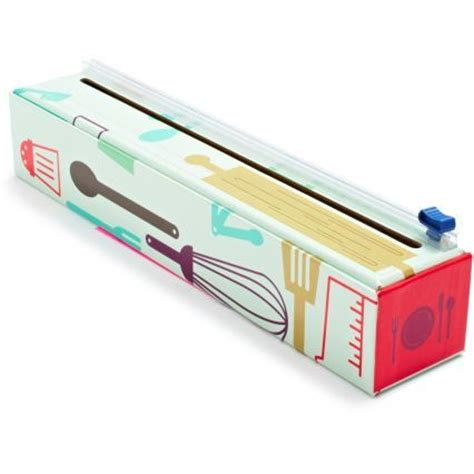 sur la table email sign up chic plastic wrap box with cutter for our home