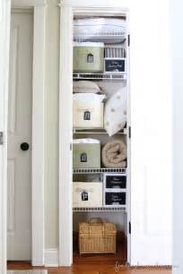 Towel Folding Ideas For Bathrooms tips for organizing a small linen closet finding home farms