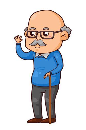 granpa cartoon film video free to use public domain grandpa clip art