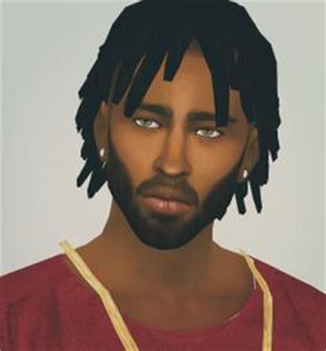 sims 4 african american cc sims 4 cc s the best ts3 messy top bun dreads hair