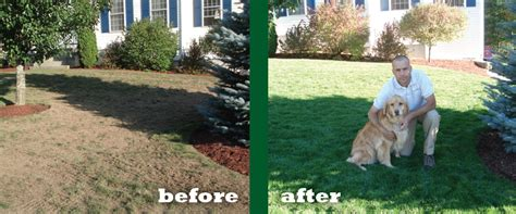 Slit Sweeter Premium lawn care specialists service lawns in southern nh