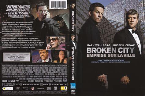 the broken city the broken ones volume 3 books jaquette dvd de broken city emprise sur la ville