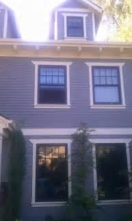 Beach Cottage Design exterior window trim design