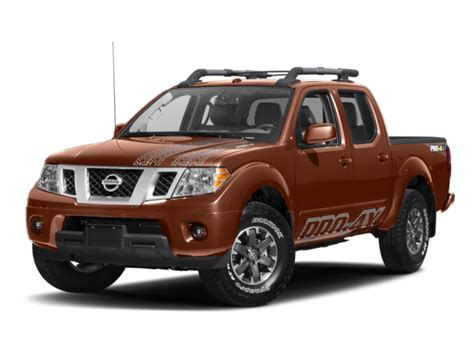 nissan frontier pro 4x 2017 2017 nissan frontier crew cab 4x4 pro 4x manual msrp