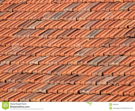 Mediterranean Roof Tile Roof Tiles Background Royalty Free Stock Photos Image 1360918
