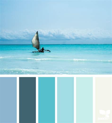 color sea design seeds