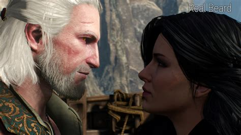 witcher 3 all haircuts and beards geralt hairworks colors and styles at the witcher 3 nexus