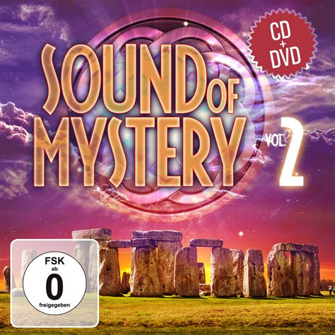 cd dvd sound of mystery 2 various artists cd und dvd