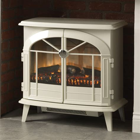 Slate Bed Modern Stove Dimplex Chevalier Optiflame Electric Stove