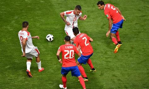costa rica vs serbia highlights and match report