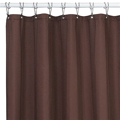 shower curtain for stall shower buy manor hill 174 sierra copper 54 inch x 78 inch fabric
