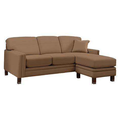 chaise and ottoman la z boy 61s608 uptown premier sofa and ottoman with