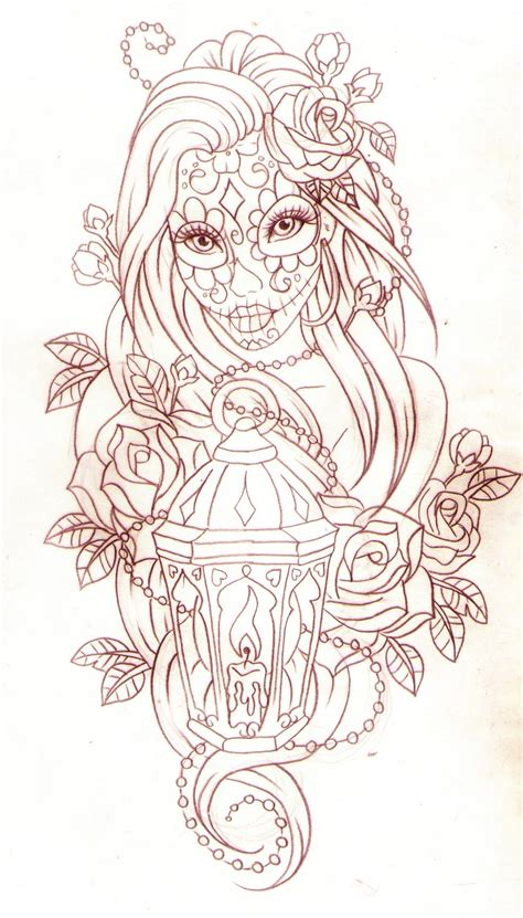 tattoo flash day 2017 day of the dead tattoo flash 1000 images about zombie