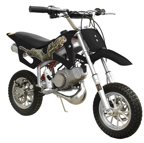 50cc motocross bikes 49cc 50cc black 2 stroke gas motorized mini dirt pit bike