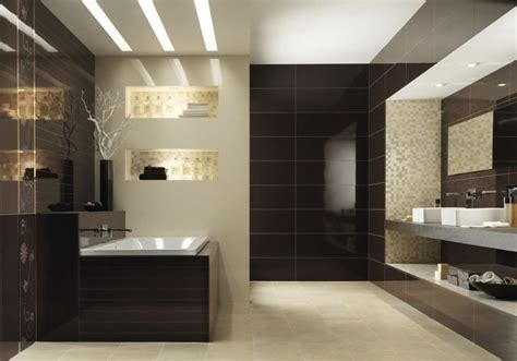 Modern Master Bathroom Colors Cuartos De Ba 241 O 100 Ideas Que No Te Puedes Perder