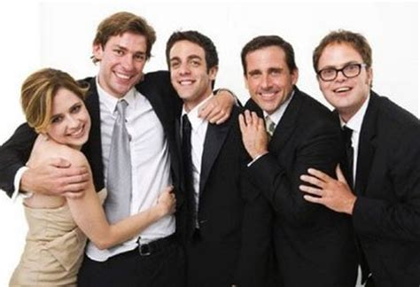 Office Cast The Sentimental Idiot The Office A Farewell To My