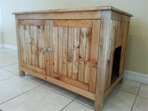 bench cat litter box bench hidden litter box cats and more pinterest