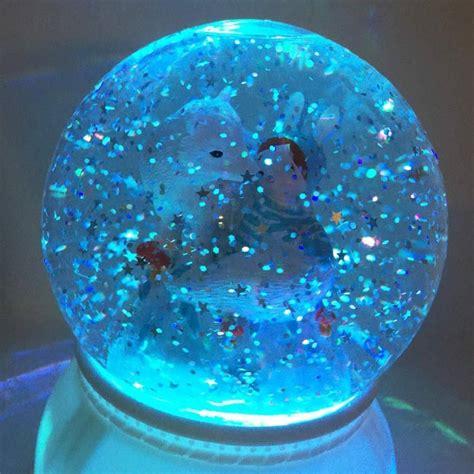 childrens light up globe children s snowglobe night light by crafts4kids