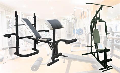 Banc De Musculation Fait Maison by Appareils De Musculation Complet Pour Du Sport 224 La Maison