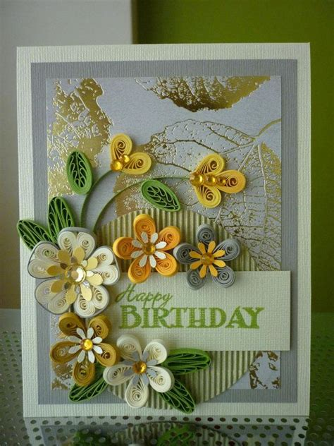 Amazing Handmade Cards - 123 best images about quilling on quilling